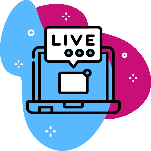 Livestream — Livestream your event on social media and online