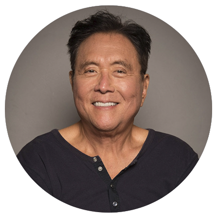 Robert Kiyosaki - Legendary Entrepreneur and Global Best Selling Author